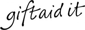 Gift Aid Logo BW2