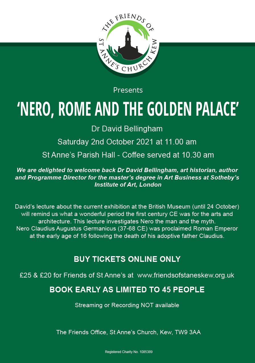 Saturday 2nd October 2021 at 11.00 am